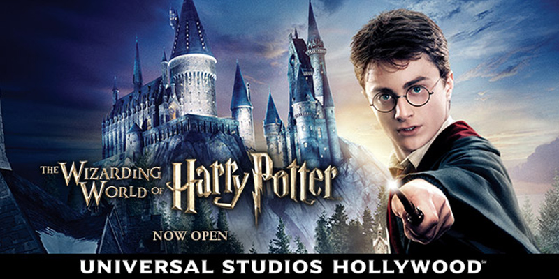 Visit Universal Studios Hollywood- See Harry Potter | NewEdenTravel