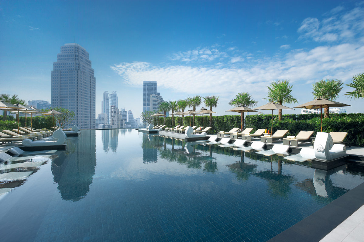 Hotels Bangkok Swimming Pool