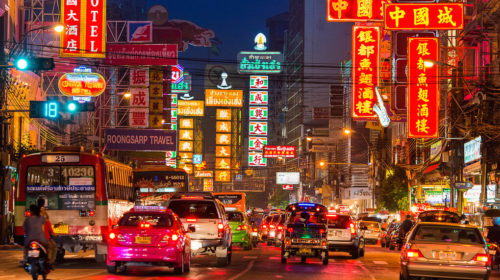 Hotels Near Chinatown Bangkok