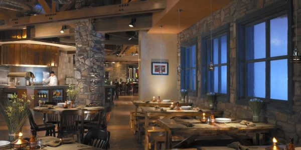 Red Rock Hotel Restaurant