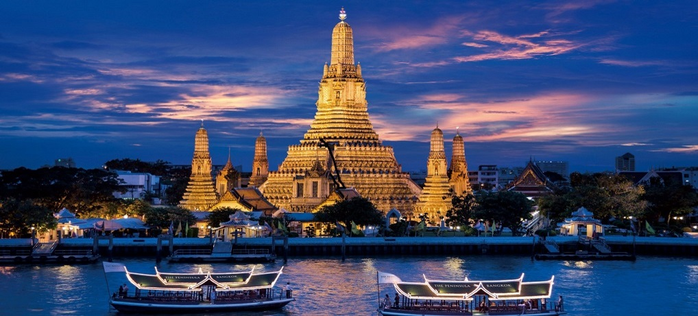 Travel Thailand 5 Top Destinations Thailand Grand Temple Bangkok