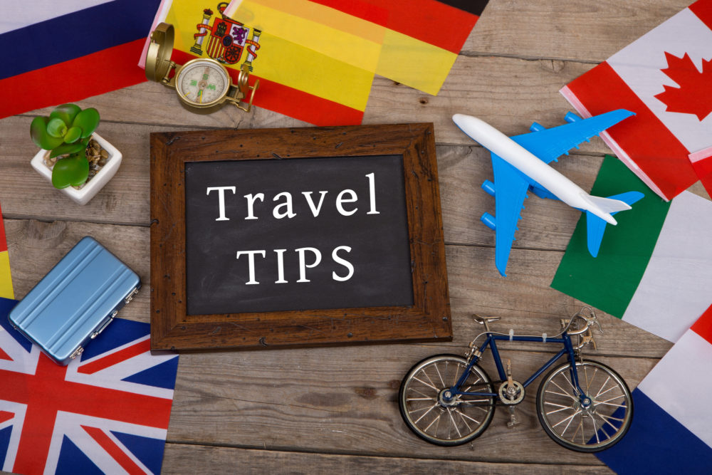 Travel Time Holiday Travel Tips