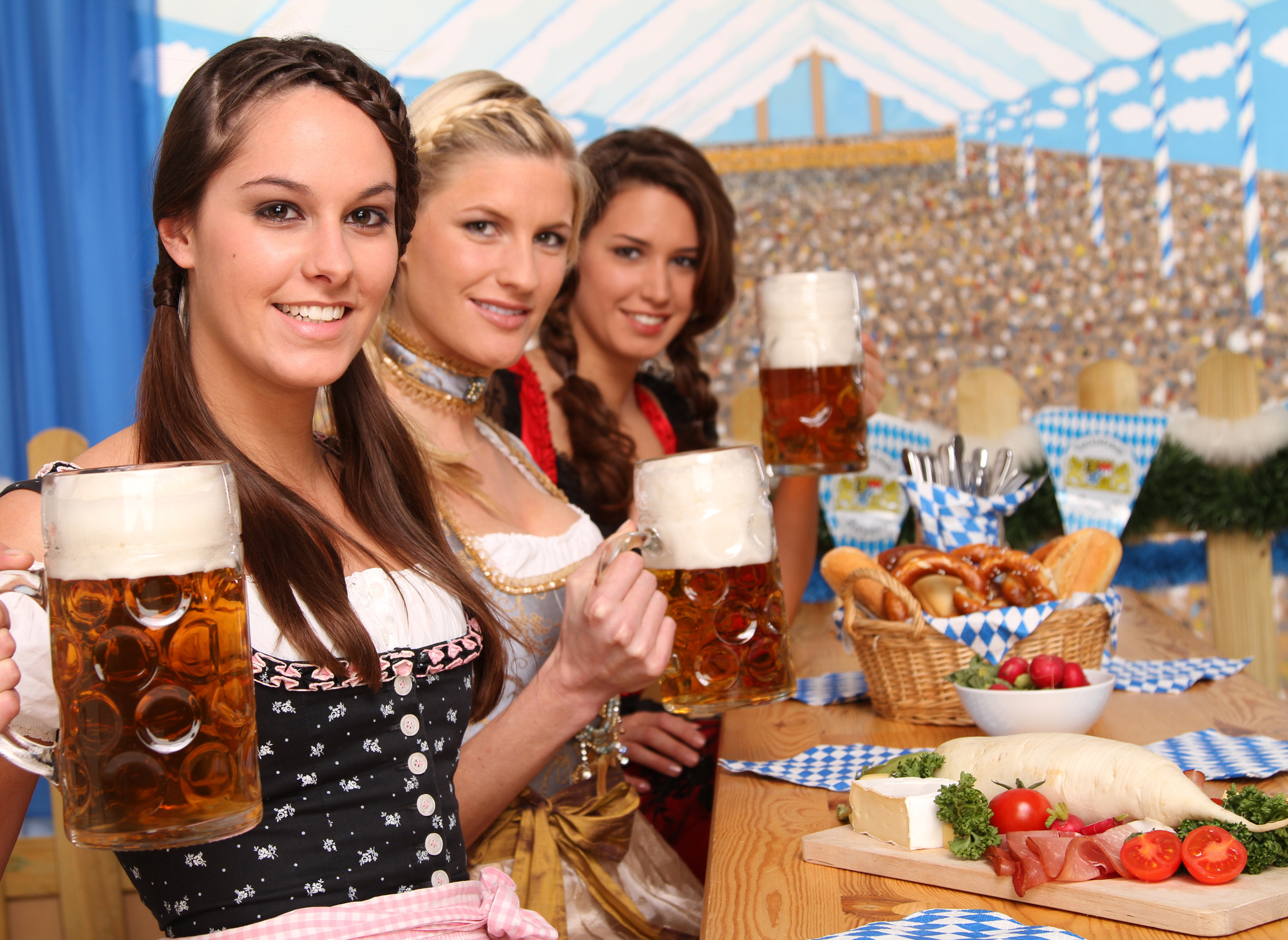 The Best Festivals in the World Octoberfest